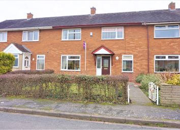 Thumbnail 2 bed terraced house for sale in Foxland Avenue, Walsall
