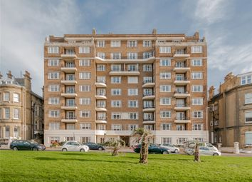 Thumbnail 3 bed flat for sale in Grand Avenue, Hove, East Sussex