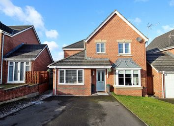 Thumbnail 3 bed detached house for sale in Heritage Way, Llanharan, Pontyclun, Rhondda, Cynon, Taff.