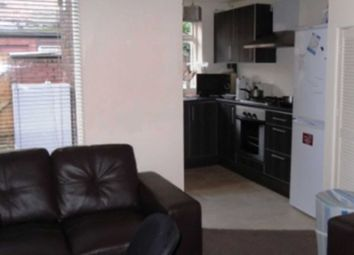 Thumbnail 3 bedroom terraced house to rent in Parkfield Avenue, Rusholme, Manchester