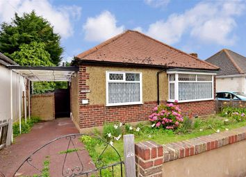 Thumbnail 2 bed detached bungalow for sale in Gerrard Avenue, Rochester, Kent