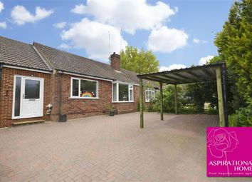 Thumbnail Semi-detached bungalow for sale in London Road, Raunds, Northamptonshire