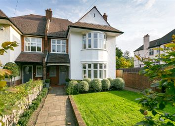 Thumbnail 5 bed semi-detached house for sale in Red Post Hill, London