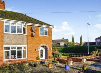 3 bed semi-detached house for sale in New Road, Uttoxeter ST14