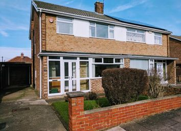 Thumbnail 3 bed semi-detached house for sale in Heather Drive, Middlesbrough, .