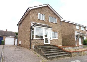 Thumbnail 3 bedroom detached house to rent in Mountbatten Road, Bungay