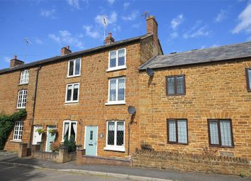 Thumbnail 2 bed terraced house for sale in Kennel Terrace, Brixworth, Northampton