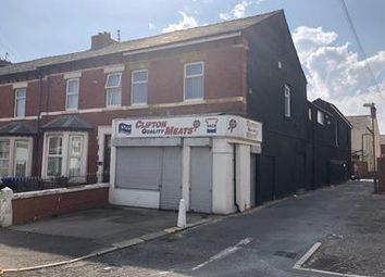 Thumbnail Retail premises for sale in 3 Cheltenham Road, Blackpool, Lancashire