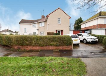 Thumbnail 2 bed semi-detached house for sale in Maple Grove, Dogsthorpe, Peterborough