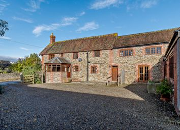 Thumbnail 6 bed detached house for sale in Culmington, Ludlow, Shropshire