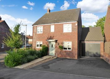 Thumbnail 4 bed detached house for sale in Lake View, Houghton Regis, Dunstable