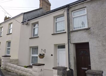 Thumbnail 3 bed terraced house for sale in Clive Road, Fishguard