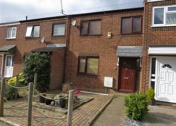 Thumbnail 3 bed terraced house to rent in Buttercup Close, Carlton Colville, Lowestoft