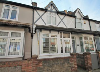 Thumbnail 2 bed terraced house for sale in Cross Lane West, Gravesend