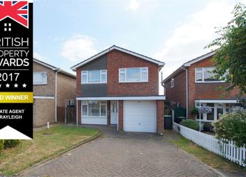 Thumbnail 4 bedroom detached house to rent in Symons Avenue, Eastwood, Leigh-On-Sea, Essex