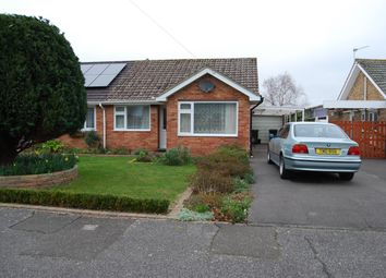 Thumbnail 2 bed bungalow to rent in Clive Road, Christchurch