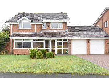 Thumbnail 5 bed detached house for sale in Lowercroft Way, Four Oaks, Sutton Coldfield