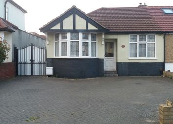Thumbnail 2 bed bungalow to rent in Clayhall Avenue, Clayhall
