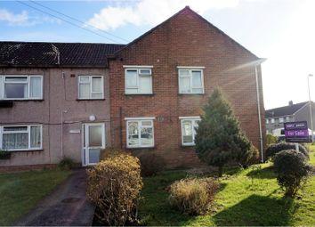 Thumbnail 1 bed flat for sale in Llangewydd Road, Cefn Glas