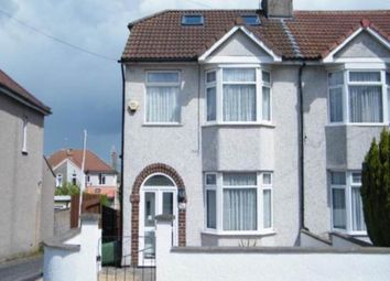 Thumbnail 5 bedroom end terrace house to rent in Mackie Road, Filton, Bristol