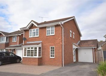 Thumbnail 4 bed detached house for sale in Beedon Drive, Easthampstead Grange, Bracknell