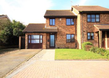 Thumbnail 3 bed terraced house for sale in Snowdon Close, Eastbourne