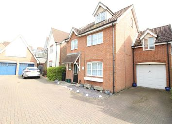 Thumbnail 5 bed detached house for sale in Davenport, Church Langley, Harlow