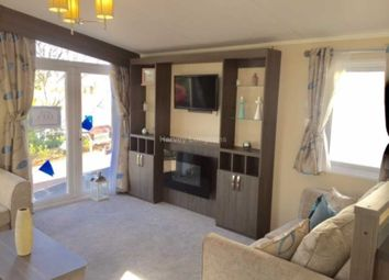 Thumbnail 2 bed lodge for sale in Trecco Bay Holiday Park, Porthcawl