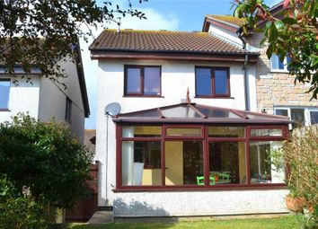 Thumbnail 3 bed end terrace house for sale in Trelissick Fields, Hayle, Cornwall