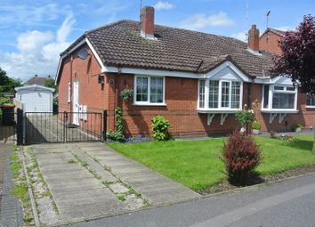 Thumbnail 2 bedroom semi-detached bungalow for sale in Edale Court, Sutton-In-Ashfield