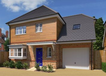 Thumbnail 4 bed detached house for sale in Cromwell Road, Newbury