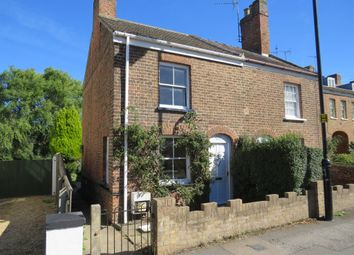 Thumbnail 2 bed semi-detached house for sale in Market Street, Long Sutton, Spalding