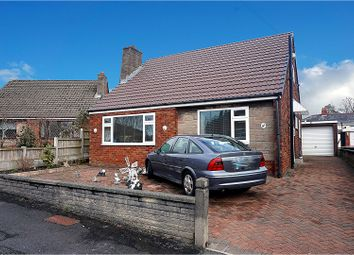 Thumbnail 2 bed detached bungalow for sale in Hollinhead Crescent, Preston