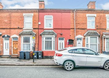 Thumbnail 4 bed terraced house for sale in Montgomery Street, Sparkbrook, Birmingham
