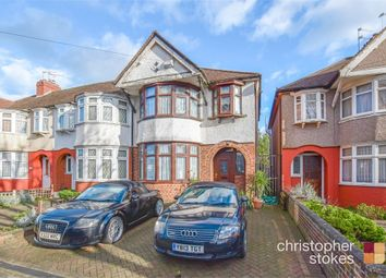 3 bed semi-detached house for sale in Dimsdale Drive, Enfield, Greater London EN1