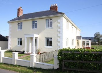 Thumbnail 6 bedroom detached house for sale in Barrow Road, Payhembury, Honiton