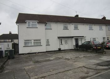 Thumbnail 4 bedroom end terrace house for sale in Keyston Road, Fairwater, Cardiff