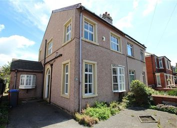 Thumbnail 3 bed property for sale in Fenber Avenue, Blackpool