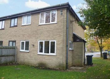 Thumbnail 1 bedroom terraced house to rent in Somerville, Werrington, Peterborough