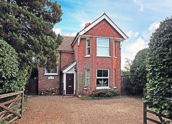 Thumbnail 4 bed detached house for sale in Mutton Hall Hill, Heathfield
