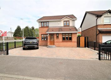 Thumbnail 3 bed detached house for sale in Craigdhu Avenue, Airdrie