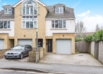 Thumbnail 4 bed semi-detached house for sale in Camphill Road, West Byfleet