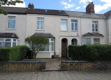 Thumbnail 4 bed terraced house for sale in Richards Terrace, Roath, Cardiff