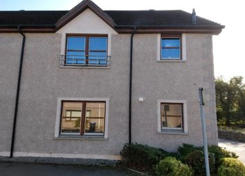 Thumbnail 2 bedroom flat for sale in Ythan Terrace, Ellon