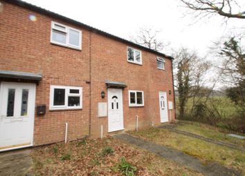 Thumbnail 2 bed terraced house to rent in Estcots Drive, East Grinstead