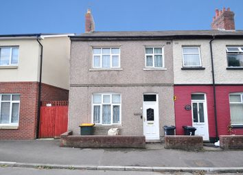 Thumbnail 3 bed end terrace house for sale in Turner Street, Newport