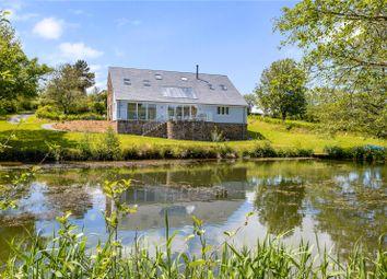 Thumbnail 4 bed detached house for sale in Harberton, Totnes, Devon