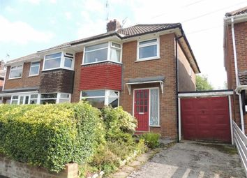 Thumbnail 3 bedroom semi-detached house for sale in Thompson Road, Denton, Manchester
