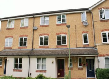 Thumbnail 4 bedroom town house for sale in Stephenson Wharf, Apsley Lock, Hemel Hempstead, Hertfordshire