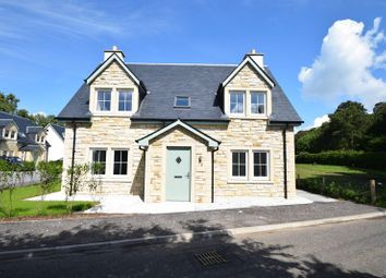 Thumbnail 4 bedroom detached house for sale in Moorlands, Manse Road, Symington, Biggar